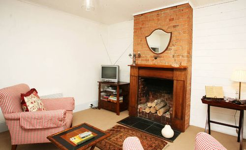 Sitting room hobart cottage