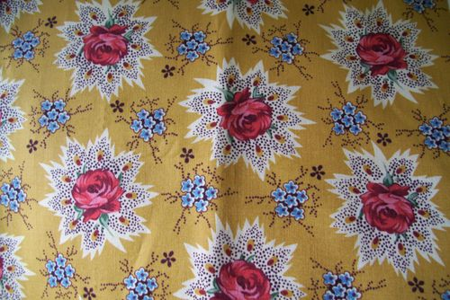 Rose fabric 003