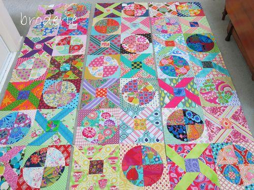 Fabric and stitching 003