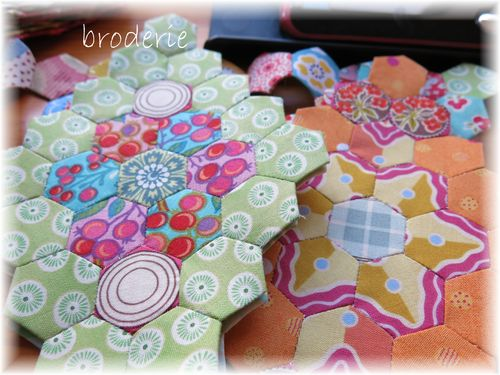 Hexagons 016