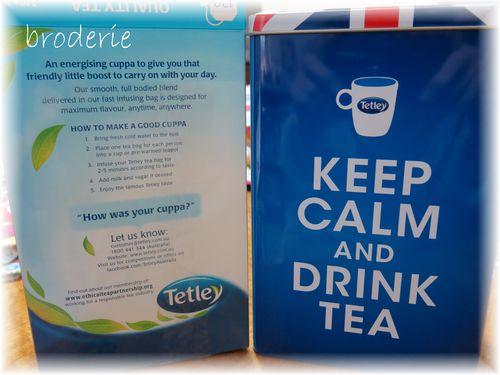 Tea box 036